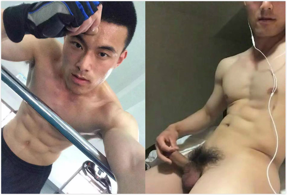 Chinese Maleshow – Officer Xiao Lei 鬥獸場 - 士官小磊