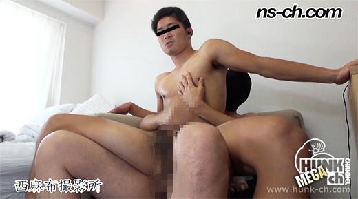 HUNK CHANNEL – NS-640 – 聡君を騎乗位で生掘り!!