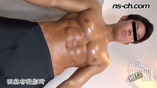 HUNK CHANNEL – NS-668 – 体育会男子が仁王立ち2(俊樹君編)