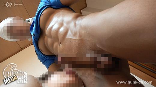 HUNK CHANNEL – OGVN153 – 超筋肉!!!直希(なおき)22歳の引っ越しバイトで鬼のようにパンプアップされた硬質筋肉が人妻を喰らう!!!!
